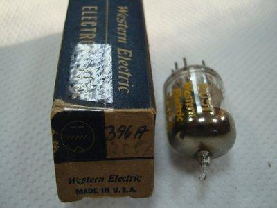 西電 WE Western Electric 396A 2C51 真空管一支