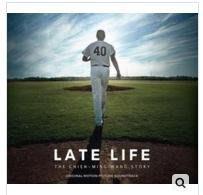 後勁:王建民 電影原聲帶CD,Late Life: The Chien-Ming Wan台灣正版全新108/6/28發行