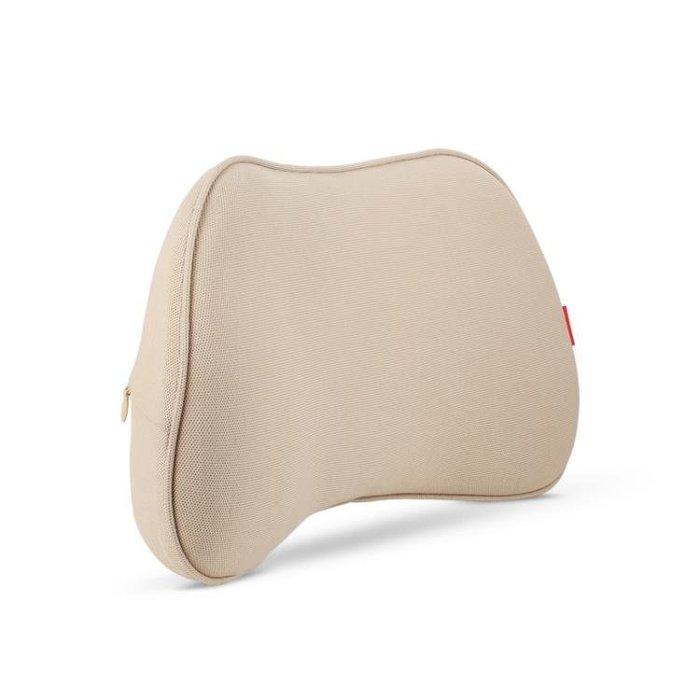 靠墊 汽車腰靠護腰靠墊腰墊座椅車載車用腰部支撐記憶棉腰托腰枕靠背墊