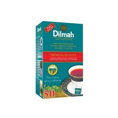 Dilmah帝瑪 - 錫蘭紅茶 50入一盒 *水蘋果* U-006 台北市