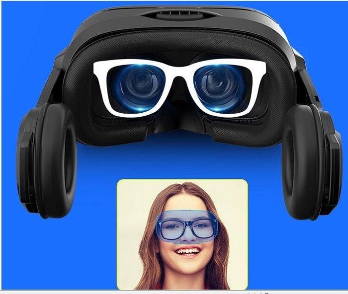 vr眼鏡手機專用4D頭戴式智能ar眼睛3D游戲機一體機家庭視頻女友  DF