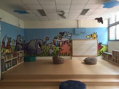 兒童空間設計 嬰兒房  小孩房  貼圖彩繪【白日夢設計工作室】 空間彩繪 歡迎詢問訪價