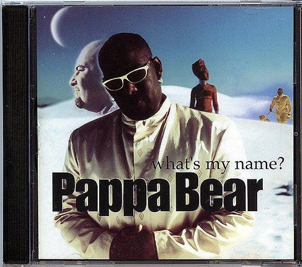 【塵封音樂盒】熊爸爸 PAPPA BEAR - WHAT'S MY NAME
