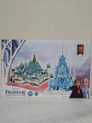 Disney LICENSED 3D PUZZLE 授權3D拼圖 #1422626