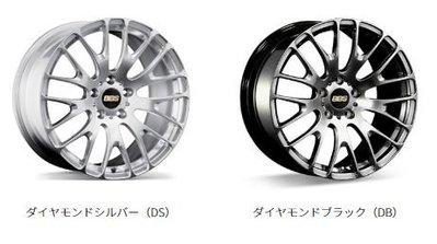 DJD19071827 日本BBS RN 20吋 1片式鍛造鋁圈 依當月報價為準