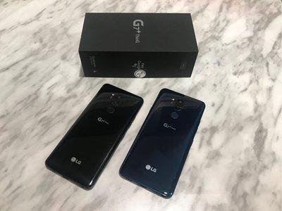 二手機 LG G7+ thinq(G710EAW)(6.1吋/128G/雙卡雙待)