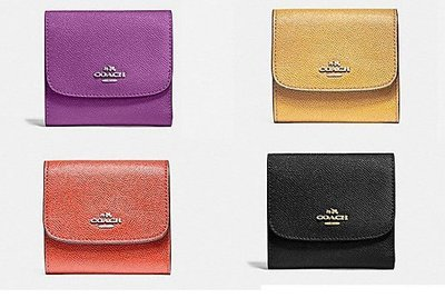 COACH 87588 SMALL WALLET 短夾