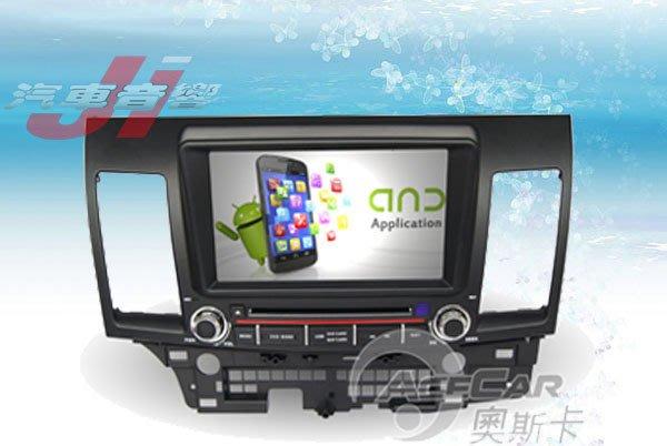 **Ji汽車音響**ACECAR 奧斯卡 FORTIS 8吋安卓系統主機 極速四核 APP YOUTUBE導航 手機互連