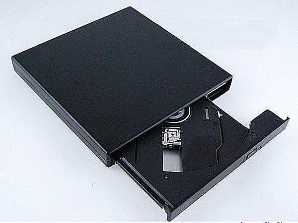超薄 DVD-ROM Combo 可燒錄DVD 外接光碟機 支援光碟開機 燒錄機