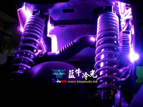 【藍牛冷光】12V 5050 12顆 LED燈條 馬車 競戰 G5 G6 CUXI MANY GP GT GTR RX