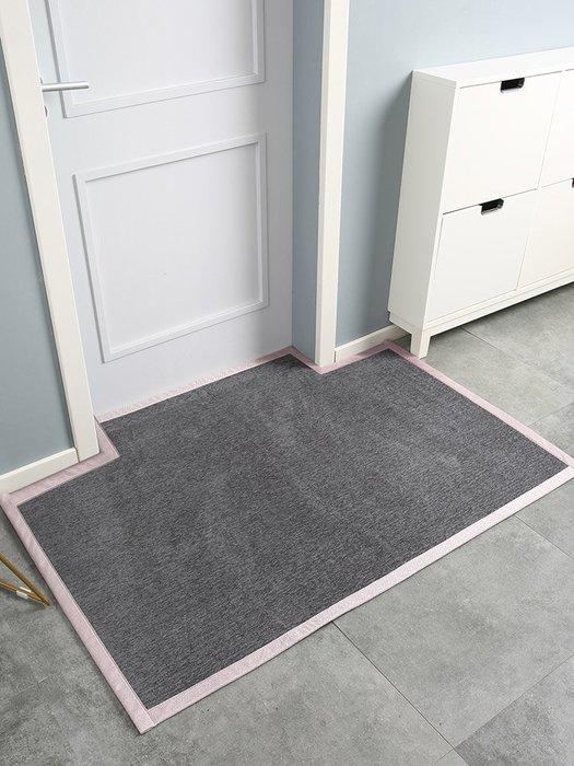地墊 地毯地墊門墊進門入戶大門口地毯浴室衛生間吸水家用廚房防滑墊子腳墊