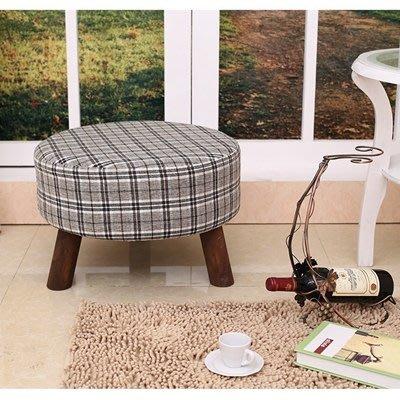 快樂家『田園歐風實木腳凳』牆壁架 椅子 置物架 隔板 牆壁裝飾 創意格子裝飾【AJ31】現貨 HITOMEN嚴選
