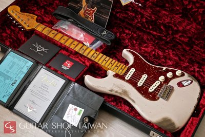 全新2020 Fender Custom Shop 1969 Stratocaster Heavy Relic