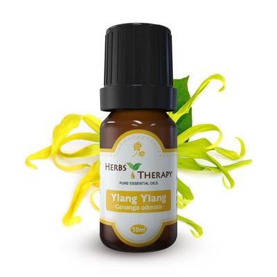 【植物療法】HERBS THERAPY Ylang Ylang 伊蘭精油 10ml x 3 瓶= 30ml