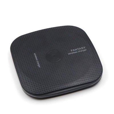 無線充電器 - 魔方无线充电器 圆点方形无线充底座 无线充电器定制礼品
