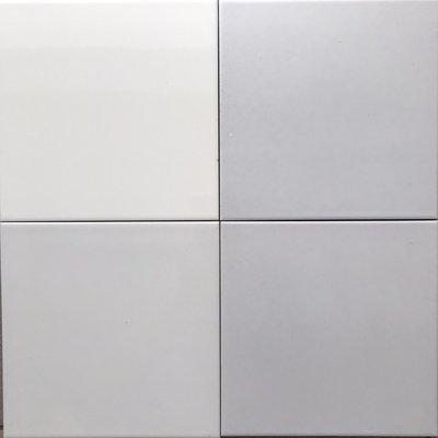 *磁磚小舖* 20×20 白色、亮面 9/片、霧面10/片 磚 系列
