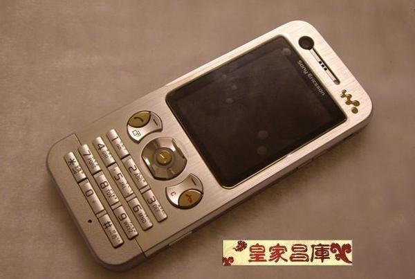 『皇家昌庫』Sony Ericsson W890i 金屬高質感超薄320 萬畫素 全配送1G卡 保固1年