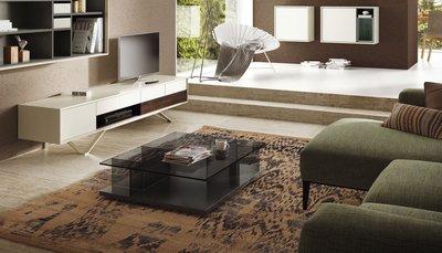 【品傢俱】近原裝 Hulsta Ct 160│造型茶几 矮桌 和室桌│另有B&B,Poliform,Minotti