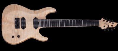 【成功樂器】2016 Schecter Keith Merrow KM-7 MK-II 七弦 電吉他