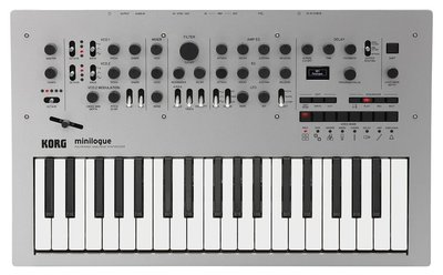 【幫你買】Korg Minilogue Polyphonic Analog Synth 全新