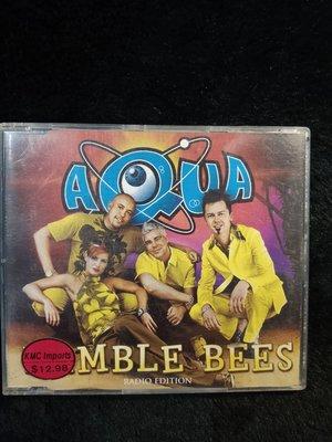 AQUA 水叮噹合唱團 - BUMBLE BEES - 2000年˙單曲EP版 保存佳 - 101元起標