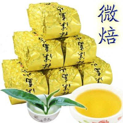 【龍源茶品】杉林溪輕微焙火烏龍茶葉6包組(150g/包) -共1.5斤/附提袋