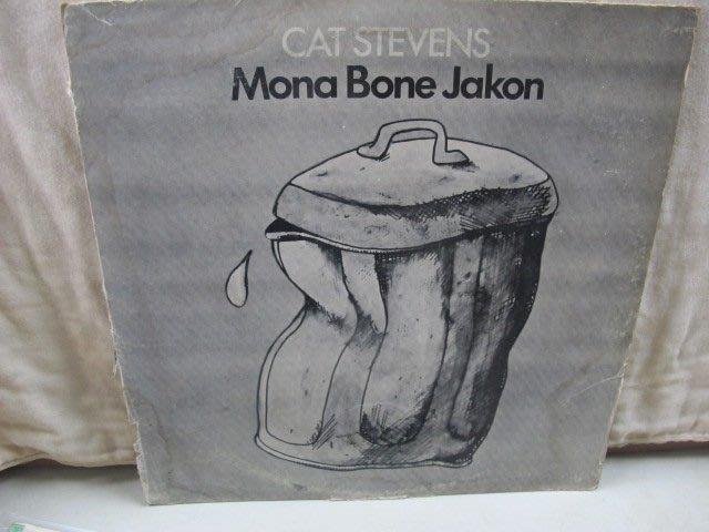 二手舖 NO.3938 黑膠 西洋  CAT STEVENS - Mona Bone Jakan