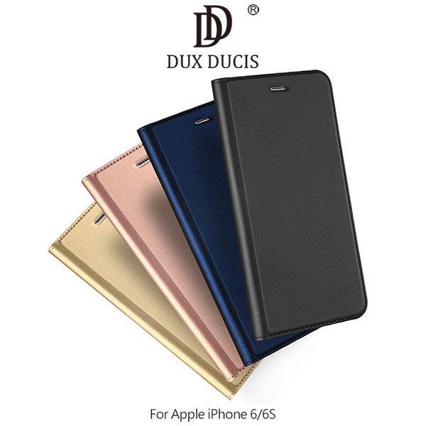*phone寶*DUX DUCIS Apple iPhone 6S / 6S Plus 奢華簡約側翻皮套 可站立皮套 保