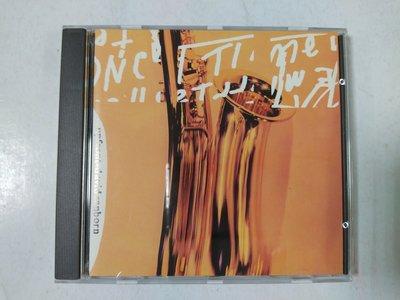 昀嫣音樂(CD14)  david sanborn  upfront  1992年 片況如圖 售出不退 購買請慎重
