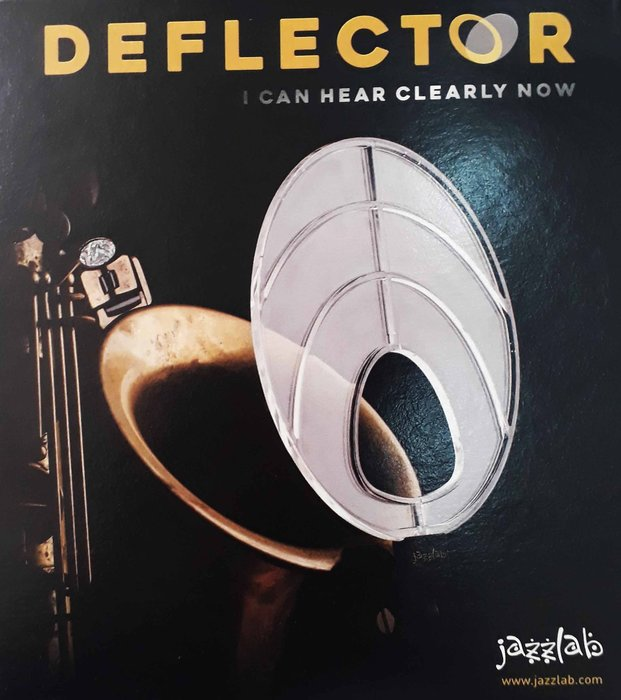 **奧洛斯樂器**瑞士JazzLab Deflector 薩克斯風-集音反射盤