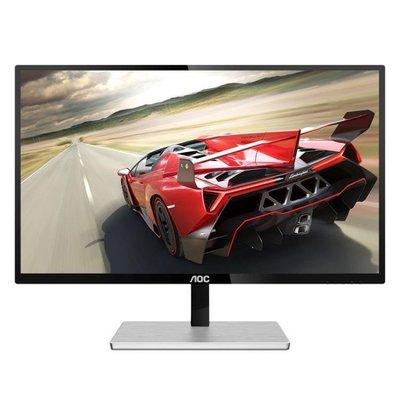 日和生活館 23.8英寸IPS屏幕臺式吃雞顯示屏液晶電腦顯示器S686