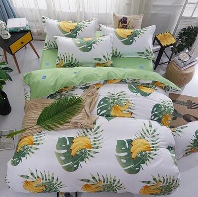 家紡床上用品 四件套被子罩被套床單學生宿舍DSHY