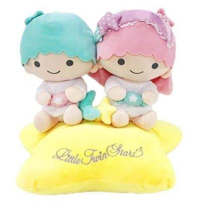 【莓莓小舖】正版 ♥ Sanrio 三麗鷗 KIKILALA雙子星 造型玩偶 娃娃