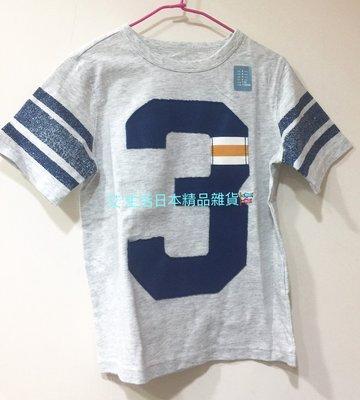出清現貨  日本baby Gap 純棉短袖T恤