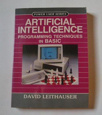 ARTIFICAL INTELLIGENCE PROGRAMMING TECHNIQUES IN BASIC