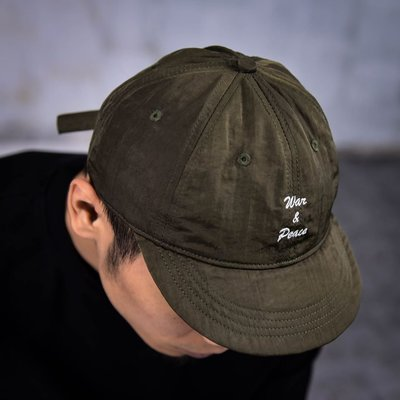 美國東村【GHK】 Soft brim Cap - Abstract