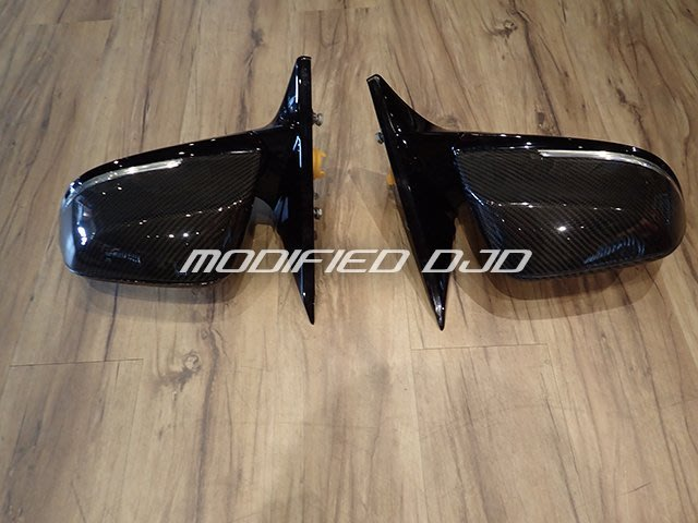 DJD 16 BM-I0564 寶馬 BMW F36 後視鏡 碳纖維 包覆施工