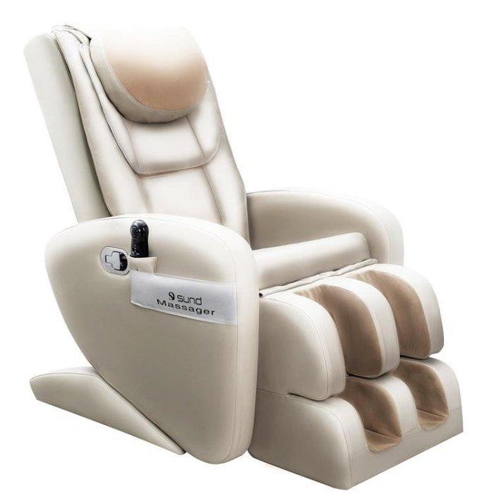 按摩椅 電動按摩椅家用全自動全身按摩墊智慧頸椎按摩器老人椅子沙髮