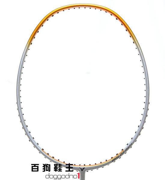 百狗羽拍 勝利 VICTOR 挑戰者 CHALLENGER 9400 碳纖維羽毛球拍 平頭拍 攻擊拍 內拱形 原價2300