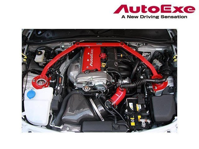 AUTOEXE 引擎室 拉桿 Mazda 馬自達 MX-5 ND 16+ 專用