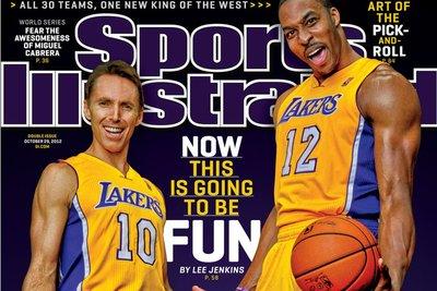 賣個JORDAN NBA 湖人隊 ADIDAS Dwight Howard 魔獸 聖光獸 主場黃 R30電繡 XS