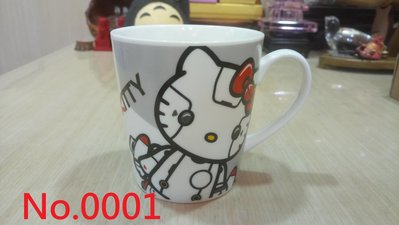 Robot Kitty 馬克杯 (No.0001)