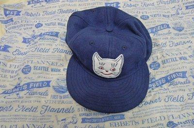 ebbets Kansas City Katz 1961 Vintage Ballcap 全新品