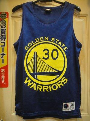 NBA新賽季 特價 勇士隊30 Stephen Curry 球隊款練習排汗背心 球衣 夏日居家 海邊 逛街 打球 皆適合