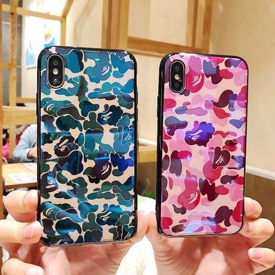 聚優名品 聚優名品 iphonex套6s藍光手機殼情侶蘋果7全包8plus創意硅膠6plus保護迷彩 台北市
