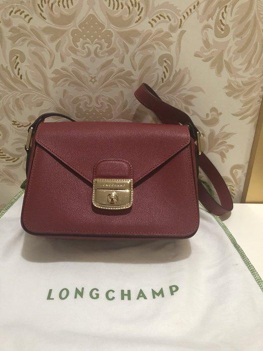 Longchamp郵差包~16888
