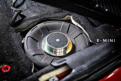 *E-MiNi*F54 F55 F56 F57 F60 COOPER JCW 全車系 HK 重低音 喇叭