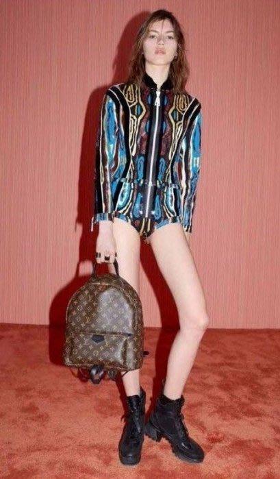 Louis Vuitton M41561 Palm Springs Monogram Backpack 後背包