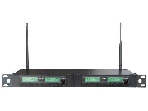 【免運費可刷卡】MIPRO 嘉強 ACT-312BT 1U四頻道自動選訊接收機