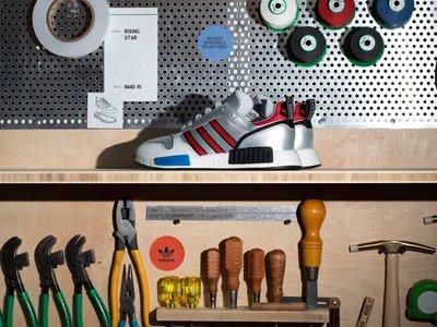 日本代購 adidas originals Never Made RISING STAR X NMD_R1 G26777 男女鞋(Mona)